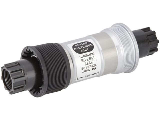 Shimano BB-ES51 73mm BSA Innenlager ohne Kurbelschrauben